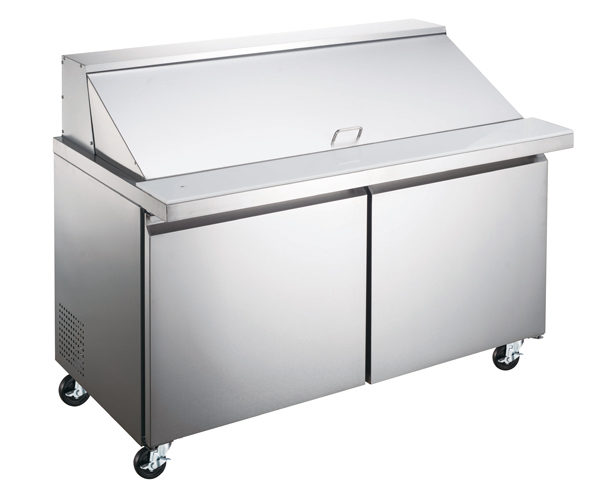 Mega Refrigerated Prep Table