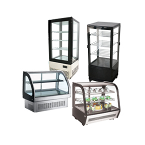 COUNTERTOP REFRIGERATED DISPLAYS