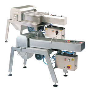 HYDRAULIC CHEESE GRATERS