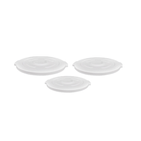 LID FOR ROUND FOOD STORAGE CONTAINERS