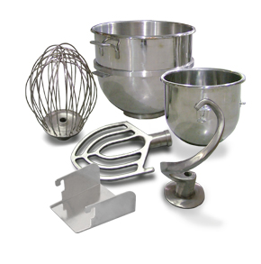 BAKING MIXER ACCESSORIES AND ATTACHMENTS