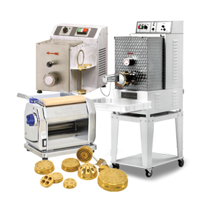PASTA MACHINES AND SHEETERS