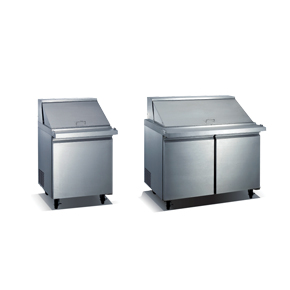 REFRIGERATED MEGA-PREP TABLES