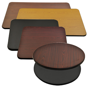RESTAURANT TABLE TOPS