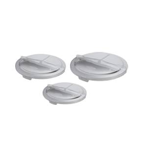 ROTATING LID FOR FOOD STORAGE CONTAINERS