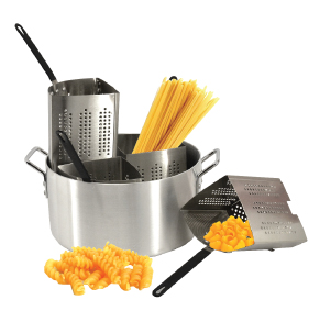 STEAMERS AND PASTA COOKERS