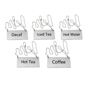 BEVERAGE CHAIN SIGNS