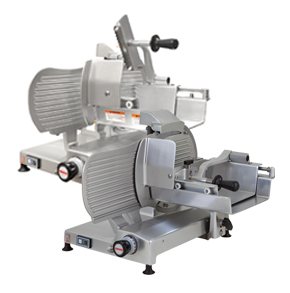 S-SERIES HORIZONTAL GEAR-DRIVEN MEAT SLICERS