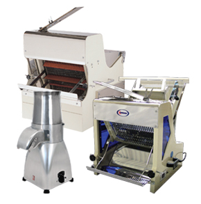 BREAD GRATERS AND SLICERS
