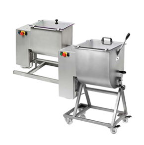 HEAVY-DUTY MEAT MIXERS