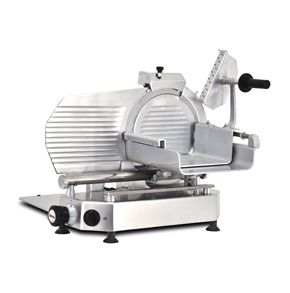HORIZONTAL BELT-DRIVEN MEAT SLICERS