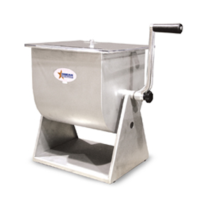 MANUAL TILTING MEAT MIXERS