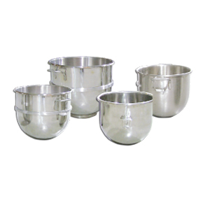 STAINLESS STEEL MIXER BOWLS FOR HOBART MIXERS