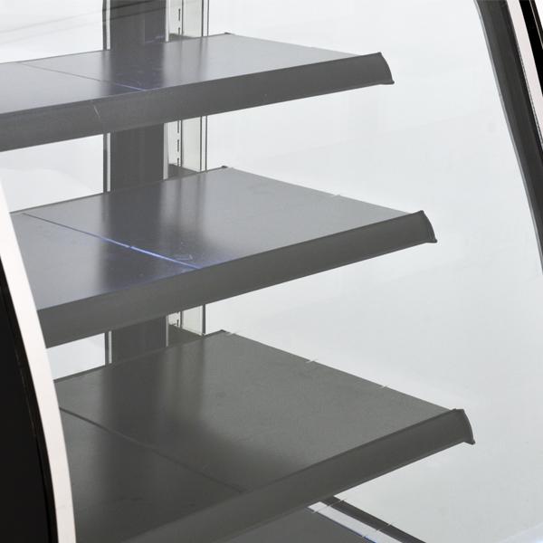 71-inch Refrigerated Floor Showcase