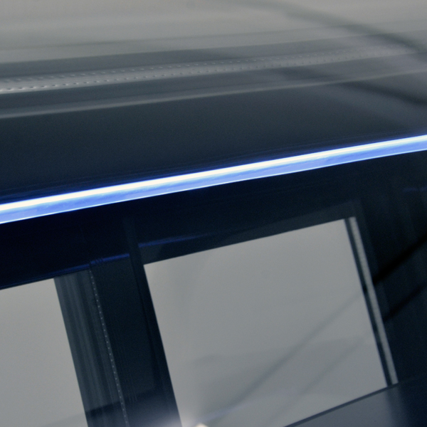 47-inch Refrigerated Floor Showcase
