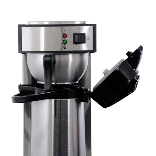 44314 - Stainless Steel Coffee Maker with 2L Air Pot and 2.2 L thermos capacity - Detailed1