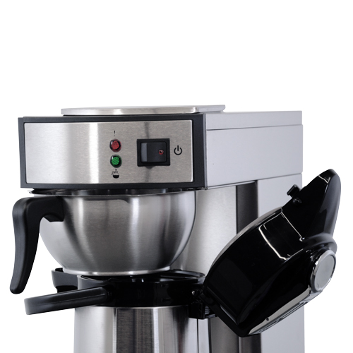 44314 - Stainless Steel Coffee Maker with 2L Air Pot and 2.2 L thermos capacity - Detailed2