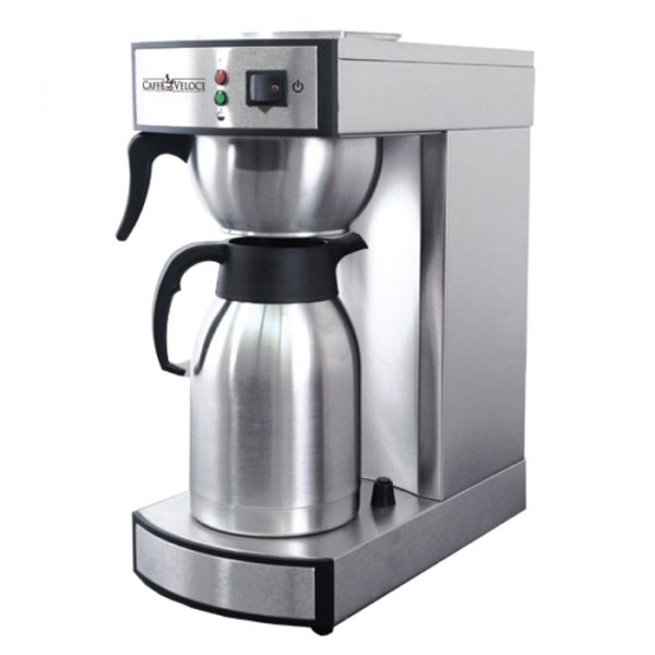44315_Stainless Steel Coffee Maker with 2 Liter Thermal Carafe