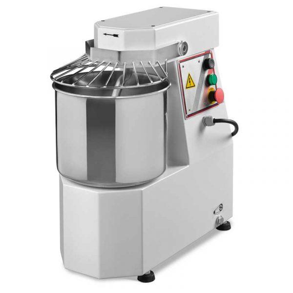 Heavy-Duty Spiral Dough Mixer With 22 lbs. Capacity - 200V