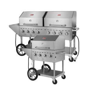 Outdoor Propane Barbeque Grill