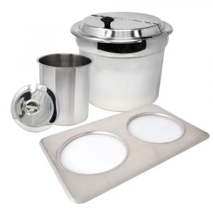Bain Marie Pots/Steam Table Insets