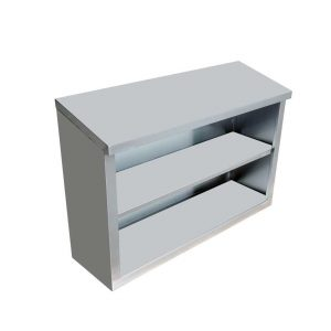 OPEN WALL CABINETS