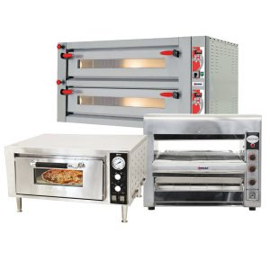PIZZA OVENS AND ACCESSORIES