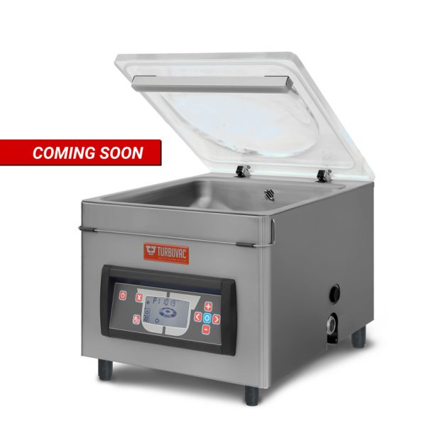 """Turbovac Heavy-Duty Vacuum Packaging Machine with 16.5"""" Seal Length and 21 m³ Vacuum Pump"""