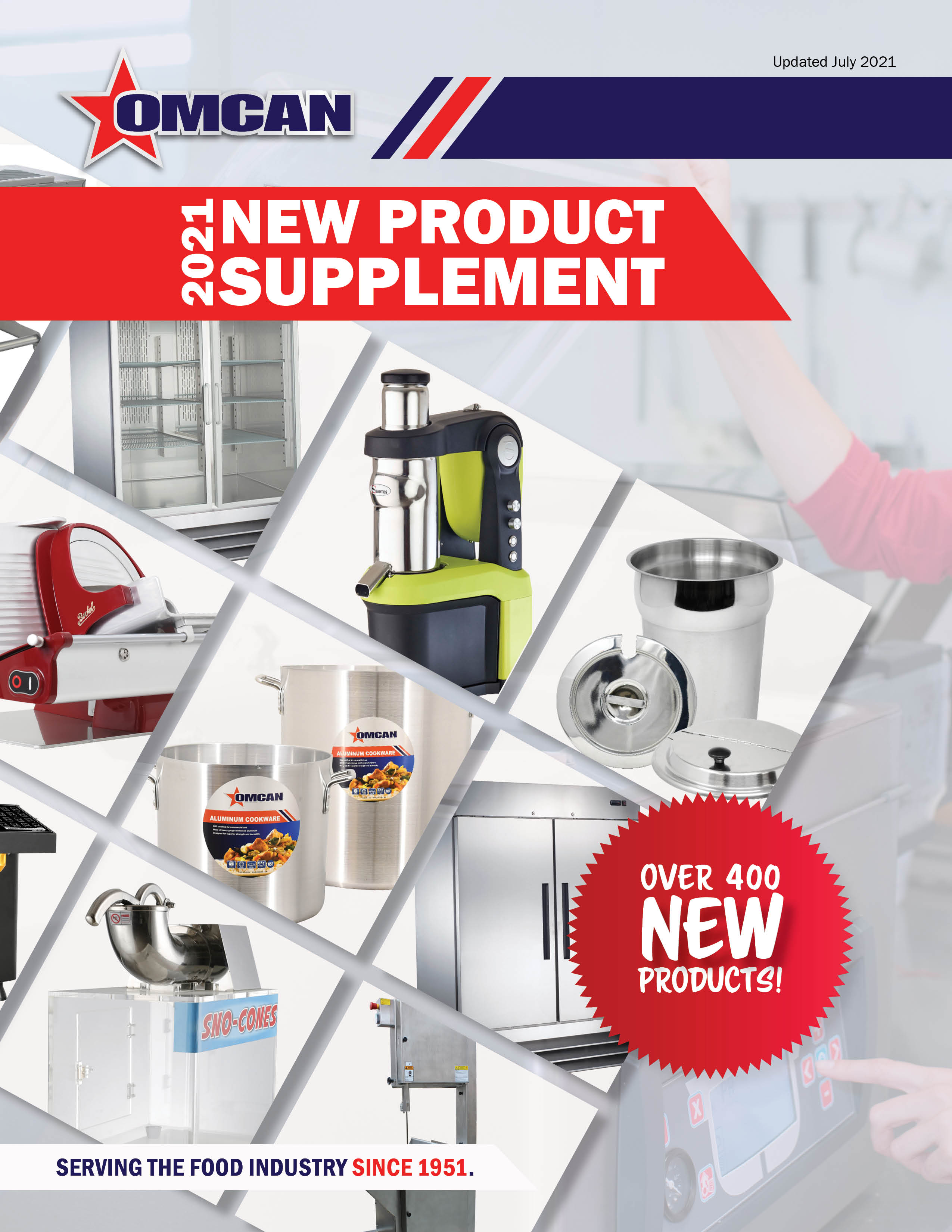 Image of New Product Supplement Cover