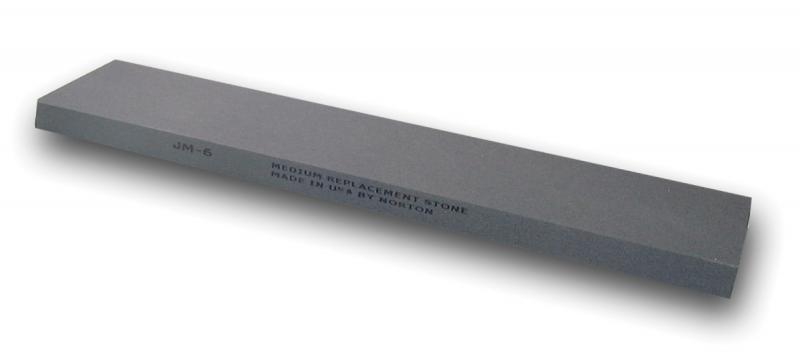 12 X 2 75 X 0 75 Jm6 Medium Crystolon Norton Sharpening Stone