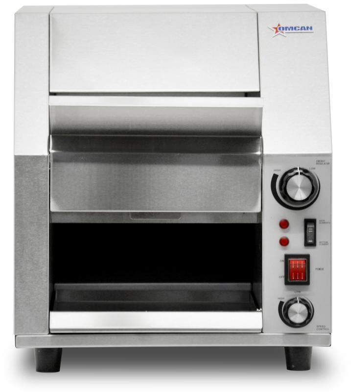 Stainless Steel Conveyor Toaster With 9 5 8 Quot Conveyor Belt